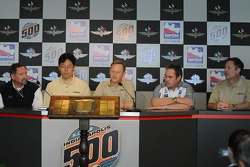 The Louis Schwitzer award press  conference