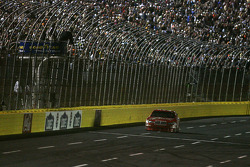 Kasey Kahne takes the checkered flag