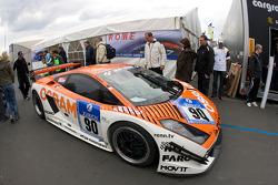 #90 Raeder Motorsport Lamborghini Gallardo