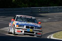 #205 MSC Rhön e.V. im Avd BMW M3: Christian Leutheuser, Benedikt Frei, Wolfgang Kudrass