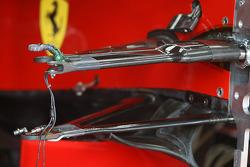 Scuderia Ferrari, suspension detail