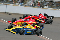 Sean Guthrie, Arie Luyendyk Jr. & Marc Williams