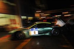 Problem for #6 Aston Martin DBRS 9: Robert Lechner, Stephan Mücke