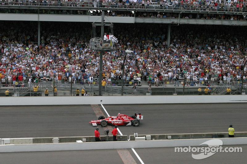 2008 - Scott Dixon, Dallara/Honda