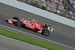Scott Dixon with a full fuel load