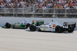 Graham Rahal and Tony Kanaan