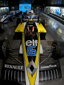 Formula One area: Renault RE60