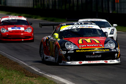 #217 McDonald's Racing Porsche 996 GT2-R: François Bouillon, Jean-Claude Voets