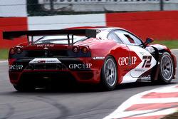 #72 Sport Garage Ferrari F430 GT3: Vincent Vosse, Eddy Renard