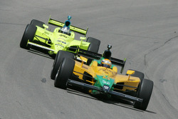 Will Power and Ed Carpenter