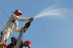Podium: Nick Heidfeld