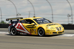 #7 Banner Racing Pontiac GXP.R: Kelly Collins, Paul Edwards