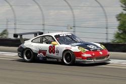 #88 Farnbacher Loles Racing Porsche GT3 Cup: Steve Johnson, Dave Lacey