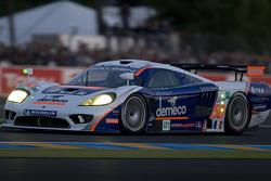 #50 Larbre Competition Saleen S7R: Christophe Bouchut, Patrick Bornhauser, David Hallyday