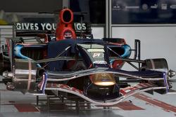 Scuderia Toro Rosso pitbox