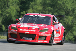 #30 Makson Construction Racers Edge Motorsports Mazda RX-8:Ross Smith, Craig Stone