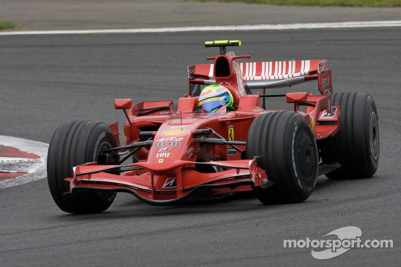 2008: Ferrari F2008 - 97 puan, şampiyonayı ikinci sırada bitirdi