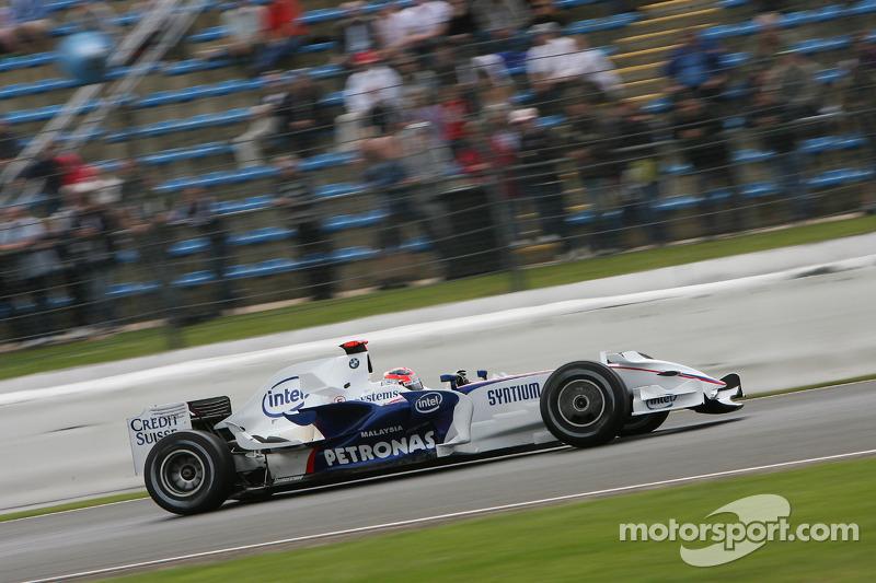 2008: BMW-Sauber F1 08