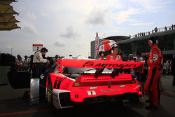 Autobacs Racing Team Aguri Arta NSX machine