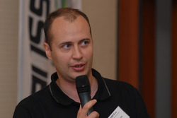 Pre-event press conference: Fedor Fedorov