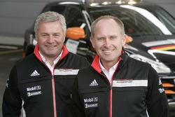 Andreas Schulz and Armin Schwarz