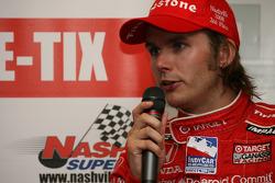 Post-race press conference: Dan Wheldon
