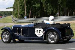 #17 Invicta S Type 1932: Nicolas D'Ieteren, Roland D'Ieteren