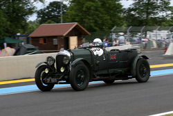 #30 Bentley 4,5 Le Mans 1929: Chris Guest