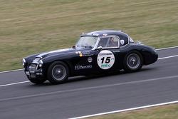 #15 Austin Heakey 3000 1961: Eric Perou, Franck Duval