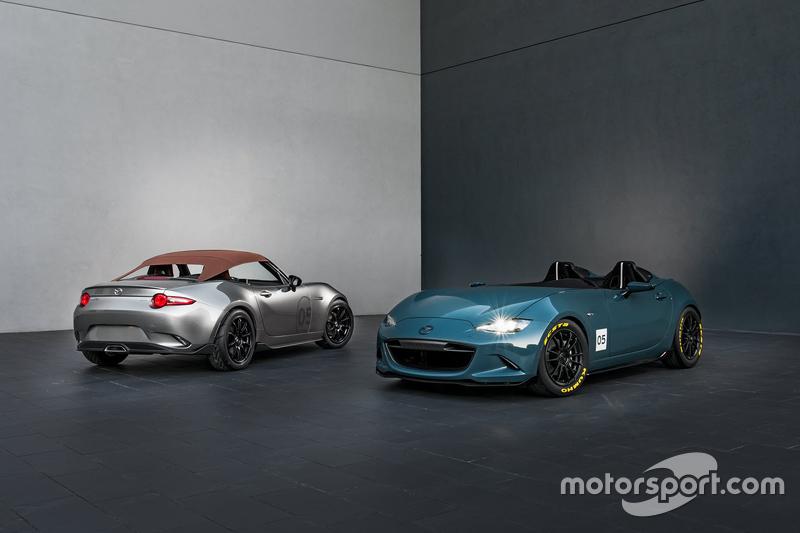 Mazda MX-5 Spyder ve Speedster konseptleri