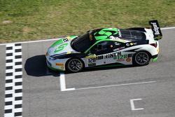 #128 Lueg Sportivo Ferrari 458: Кристиан Кинч