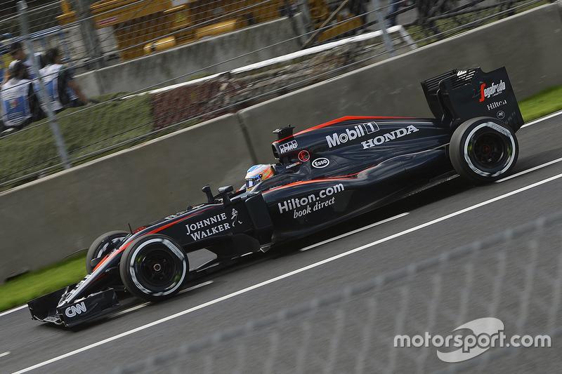 McLaren MP4-30 (2015)