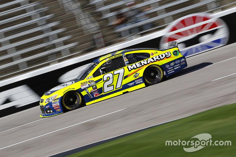 Platz 2: Paul Menard (Childress-Chevrolet), 160 Rennen