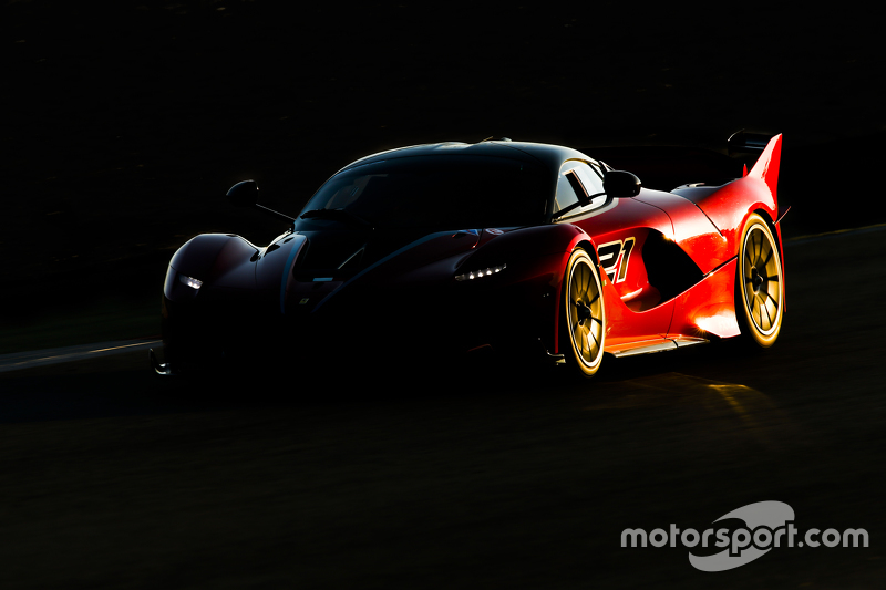 1. Ferrari FXX Programme, Ferrari FXX K