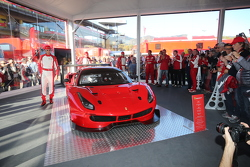 El Ferrari 488 GT3