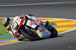 Xavier Siméon, Federal Oil Gresini Moto2
