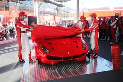 Der Ferrari 488 GT3