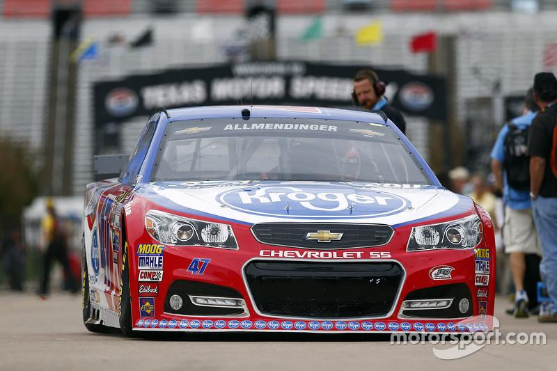 Startnummer 47: A.J. Allmendinger ( JTG/Daugherty-Chevrolet)