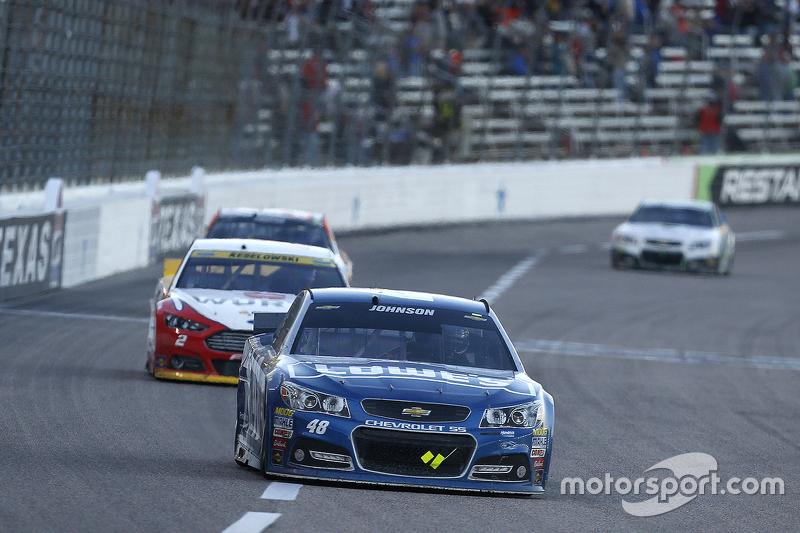 Jimmie Johnson, Hendrick Motorsports