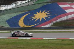 #90 AAI Mercedes AMG SLS GT3 Takımı: Yu Lam, Tatsuya Tanigawa