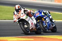 Yonny Hernandez, Pramac Racing Ducati e Maverick Viñales, Team Suzuki MotoGP