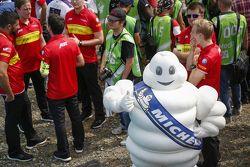 Mascotte Michelin