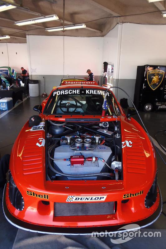 Porsche Kremer 935