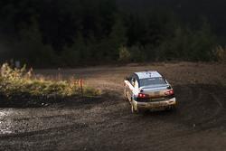 Joan Carchat та Claudi Ribeiro, Mitsubishi Lancer Evolution X