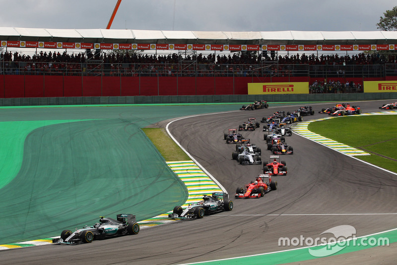 Interlagos: Senna-S
