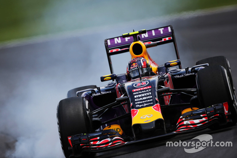 Даниил Квят (2015-2016, 23 Гран При, 2 подиума, лучший результат – 2-е место)