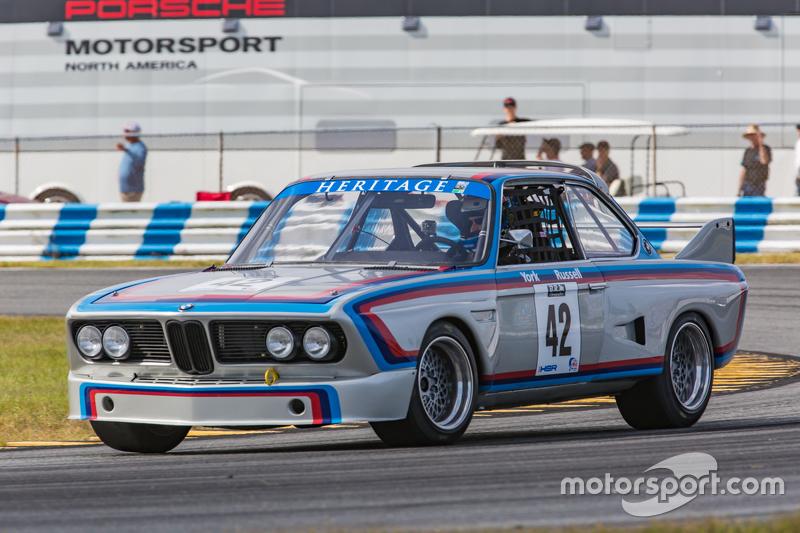 BMW CSL von 1973