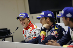 Kris Meeke, Citroën World Rally Team alla conferenza stampa