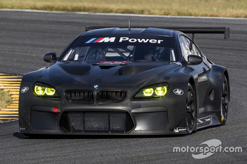 #25 BMW Team RLL, BMW M6 GTLM: Bill Auberlen, Lucas Luhr, John Edwards
