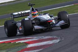 Zak Brown im klassischen McLaren